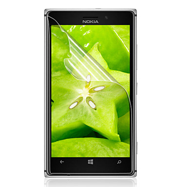Screenprotector Nokia voor Nokia Lumia 925 PET 1 stuks Ultra dun