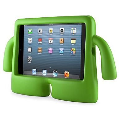 hoesje Voor Apple iPad Mini 3/2/1 Waterbestendig met standaard Kindveilig Achterkant Effen Kleur Hard EVA voor