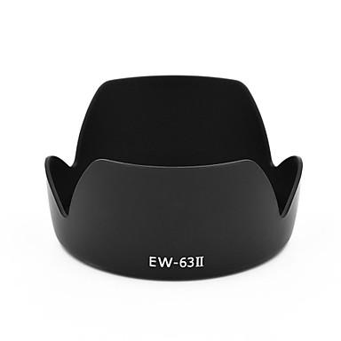 mengs® ew-63ii bloemblaadje bajonet zonnekap voor Canon EF 28mm f / 1.8, 28-105mm f / 3.5-4.5 USM II