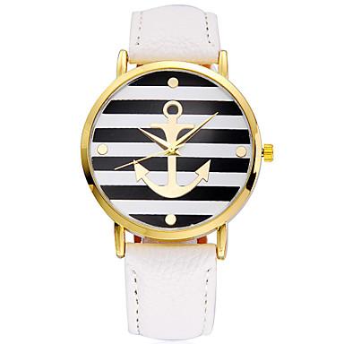Mulheres Relógio de Moda Quartzo PU Banda