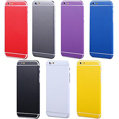 1 Pça. Protetor de Tela Integral para Côr Sólida iPhone 6s Plus/6 Plus
