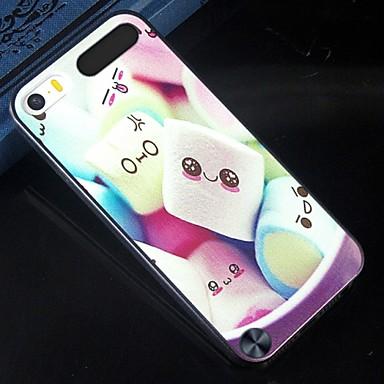 κέικ χρώμα πρότυπο σχεδιασμού μοτίβο πίσω προστατευτικό κάλυμα σκληρή περίπτωση για το iPod touch 5