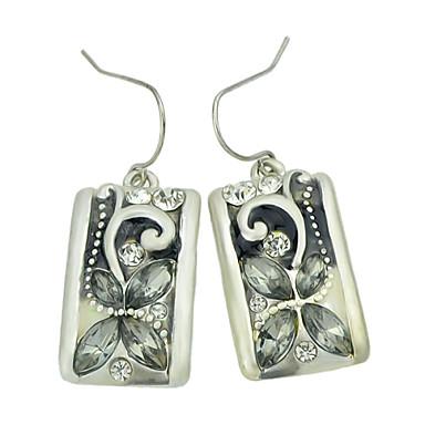 Σκουλαρίκι Flower Shape Κρεμαστά Σκουλαρίκια Κοσμήματα Γυναικεία Πάρτι / Καθημερινά / Causal Κράμα 2pcs KAYSHINE