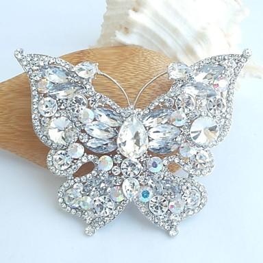 Animal Shape Πεταλούδα Χρώμα Οθόνης Κοσμήματα Για Γάμου Πάρτι Ειδική Περίσταση Γενέθλια