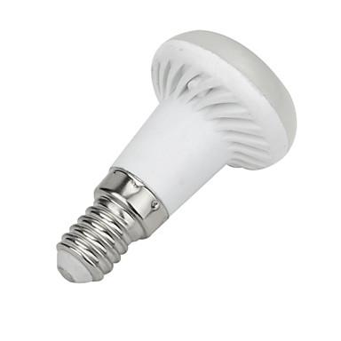 E14 LED 글로브 전구 17 LED가 SMD 2835 따뜻한 화이트 차가운 화이트 300-400lm 6500/3500K AC 85-265V