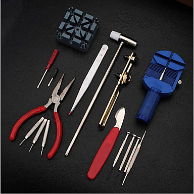 Εργαλεία & Κιτ Επιδιόρθωσης Μέταλλο Πλαστικό 0.35 Αξεσουάρ Ρολογιών