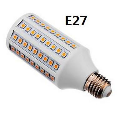 GU10 E26/E27 LED-maïslampen T 108 leds SMD 5050 Warm wit Natuurlijk wit 800-950lm 3000K AC 100-240V
