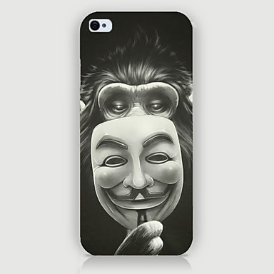 o telefone padrão de máscara tampa da caixa traseira para iphone5c
