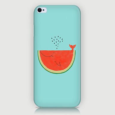 watermeloen patroon telefoon achterkant van de behuizing dekking voor iphone5c