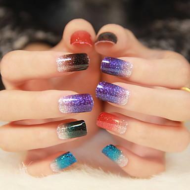 Etiquetas de unhas 3D Modelo de estampa de unhas Diário Desenho Fashion Adorável Alta qualidade