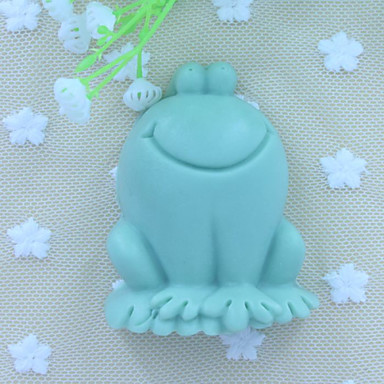 kikker dier soap schimmel fondant cake chocolade siliconen schimmel, decoratie gereedschap bakvormen