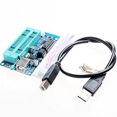 pic K150 icsp programador usb programação automática desenvolver microcontrolador