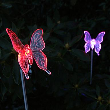 1 LEDs Branco Frio Recarregável Decorativa Bateria