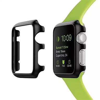 Недорогие Кейсы для Apple Watch-Кейс для Назначение iWatch 42мм Apple Watch Series 3 / 2 / 1 ПК Apple