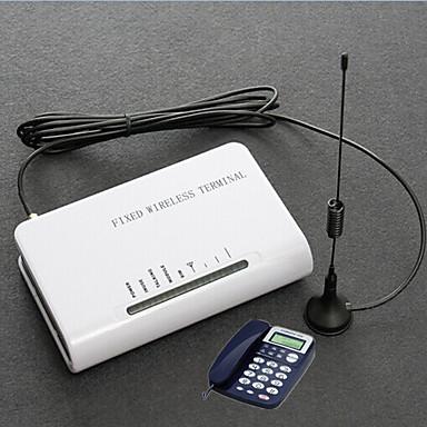 passerelle gsm fwt fix terminal sans fil pour t l phone de bureau de connexion pour faire appel. Black Bedroom Furniture Sets. Home Design Ideas