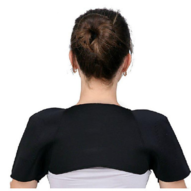Corpo Completo / Ombro / Cintura Suporta Manual Magnetoterapia Alivia pescoço e dores de ombros Cronometragem Turmalina