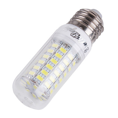 E14 E26/E27 LED-maïslampen T 48 leds SMD 5730 Decoratief Warm wit Koel wit 1000lm 3000/6000K AC 220-240 AC 110-130V