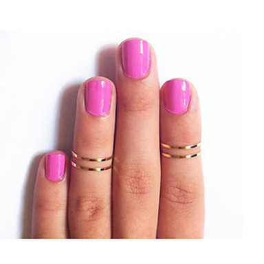 Women's Ring - Alloy Fashion One Size Gold / Silver / Screen Color For Party