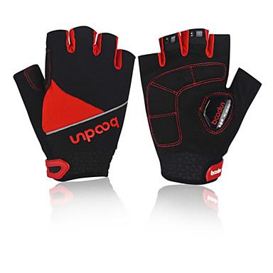 BOODUN® Activiteit/Sport Handschoenen Fietshandschoenen Vochtdoorlaatbaarheid / Ademend / Schokbestendig Vingerloos Lycra / Katoen