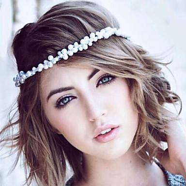 Bruiloft/Feest/Dagelijks/Causaal - Haarbanden ( Imitatieparel , Zoals Op De Afbeelding )