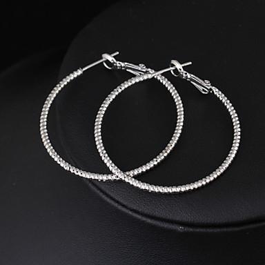 Druppel oorbellen Koper Zilver Gouden Sieraden Voor Dagelijks Causaal 2 stuks