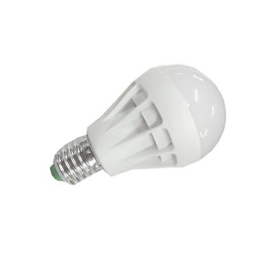 5 W 500 lm E26/E27 LED Λάμπες Σφαίρα A60(A19) 9 leds SMD 5630 Θερμό Λευκό Ψυχρό Λευκό AC 110-130V AC 220-240V