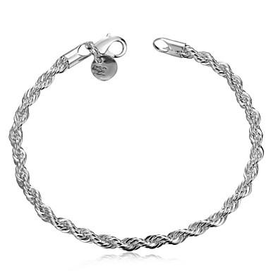 Pentru femei Brățări cu Lanț & Legături Bijuterii DIY Bijuterii inițială Argilă Circle Shape Bijuterii Cadouri de Crăciun Nuntă Petrecere