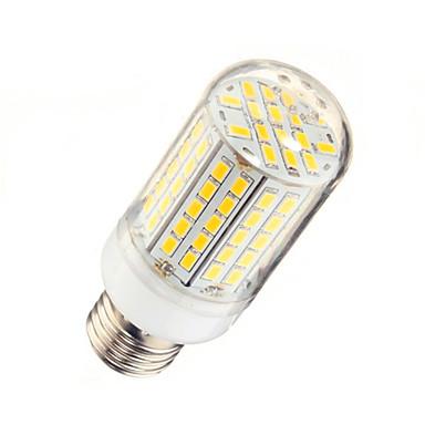 ywxlight® 9w e26 / e27 οδήγησε φώτα καλαμποκιού 96 smd 5730 900-1000 lm ζεστό λευκό κρύο λευκό διακοσμητικό ac 220-240 v