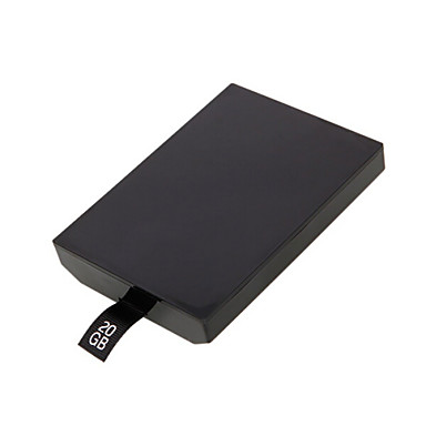 20gb hdd kit de disco rígido interno para xbox 360 microsoft magro&xbox 360 e consola de jogos