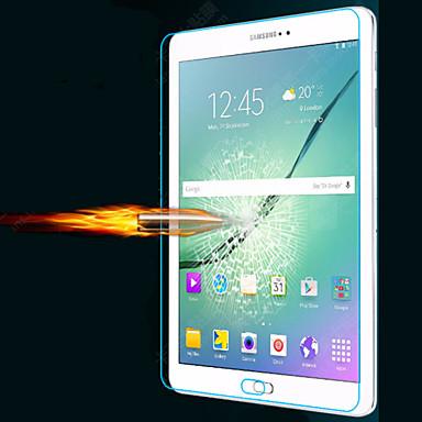 para Samsung Galaxy Tab tela s2 protector guia protetor de tela flim vidro temperado s2 tablet t815 9,7 T810