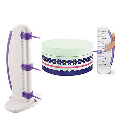 Εργαλεία ψησίματος Πλαστική ύλη Φτιάξτο Μόνος Σου Κέικ Καλούπια τούρτας 1pc