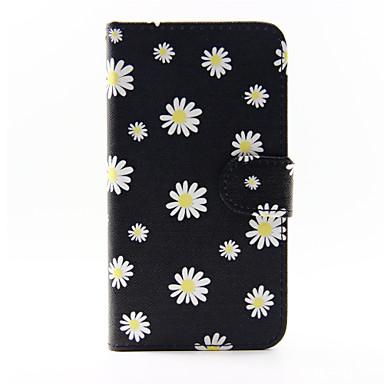tok Για Samsung Galaxy Samsung Galaxy Θήκη Θήκη καρτών με βάση στήριξης Ανοιγόμενη Μαγνητική Με σχέδια Πλήρης Θήκη Λουλούδι PU δέρμα για