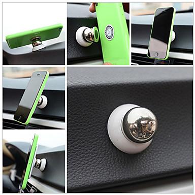 economico Sostegni e supporti per cellulari-Auto Universale / iPad mini / Cellulare Montare il supporto del supporto Rotazione a 360° / Chiusura magnetica Universale / iPad mini / Cellulare Metallo Titolare