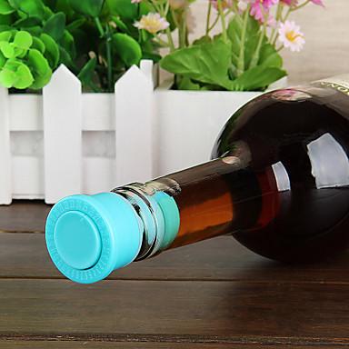 Wijnstoppers polypropeeni, Wijn Accessoires Hoge kwaliteit CreatiefforBarware cm 0.015 kg 1pc