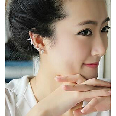 Σκουλαρίκι Star Shape Χειροπέδες Ear Κοσμήματα 1pc Γάμου / Πάρτι / Καθημερινά / Causal / Αθλητικά Κράμα Γυναικεία
