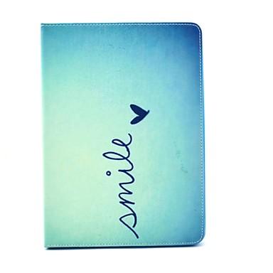 speciale ontwerp nieuwigheid folio geval pu leer ingekleurde tekening of het patroon holster voor iPad mini4 Mini3 / 01/02
