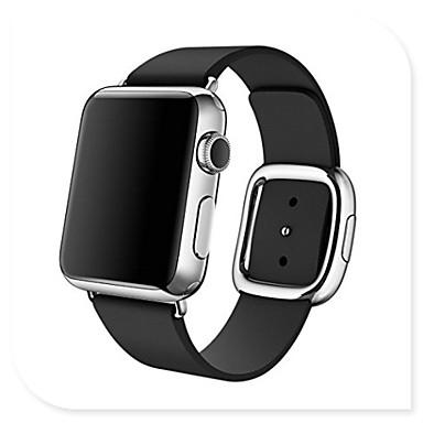 Παρακολουθήστε Band για Apple Watch Series 3 / 2 / 1 Apple Μοντέρνο Κούμπωμα Γνήσιο δέρμα Λουράκι Καρπού
