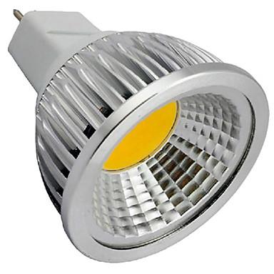 4W 320lm GU5.3(MR16) LED Σποτάκια MR16 1 LED χάντρες COB Διακοσμητικό Θερμό Λευκό / Ψυχρό Λευκό 12V