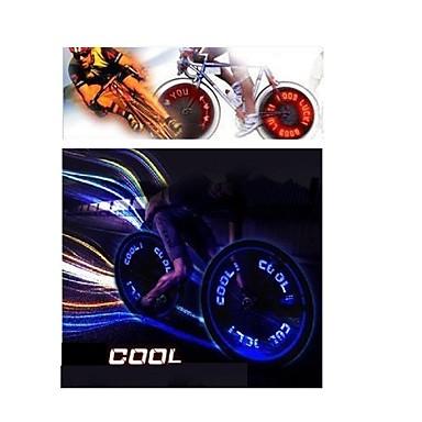 바퀴 등 LED - 싸이클링 색상-변화 AG10 90 루멘 배터리 사이클링 의 motocycle 드라이빙