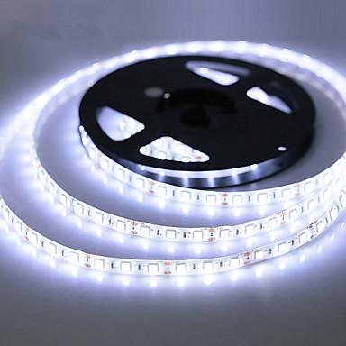 abordables Super venta de LED-ZDM® 5 m Tiras LED Flexibles 300 LED SMD 2835 Blanco Cálido / Blanco Fresco / RGB Impermeable / Cortable / Auto-Adhesivas 12 V 1pc / IP65