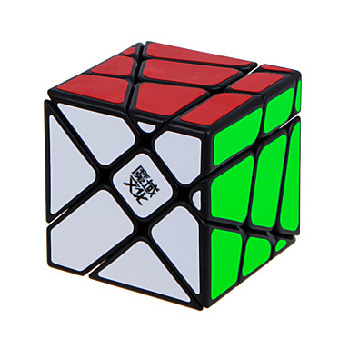 Rubiks kubus Alien Fisher Cube Soepele snelheid kubus Magische kubussen Puzzelkubus professioneel niveau Snelheid Nieuwjaar Kinderdag