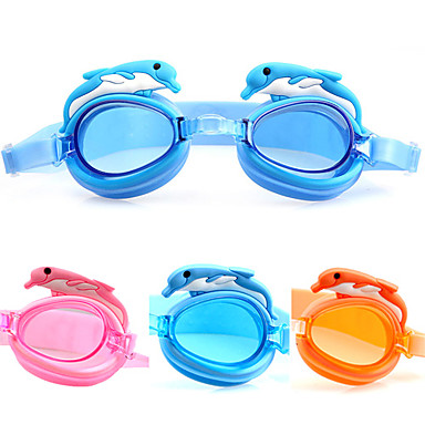 Zwembrillen Anti-condens Verstelbare Maat waterdicht Acetaat Acryl Rose Blauw Oranje Rose Blauw Oranje