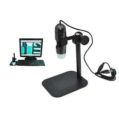 500 x 500 x microscópio portátil com usb microscópio mastro com a função de medição de imagens