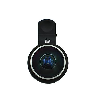 oldshark 235 graus lente do olho universal clip-on super-peixe para iphone Samsung telefone moblie