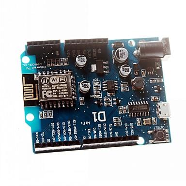 slimme elektronica esp-12e Wemos d1 wifi uno gebaseerd esp8266 schild voor Arduino compatible