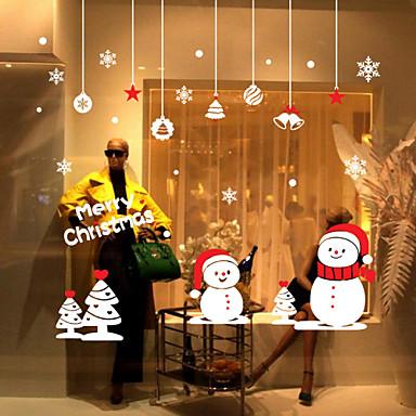 Landscape Csendélet Divat Történelem Alakzatok Karácsony Ünneő Falimatrica Repülőgép matricák Dekoratív falmatricák, PVC lakberendezési