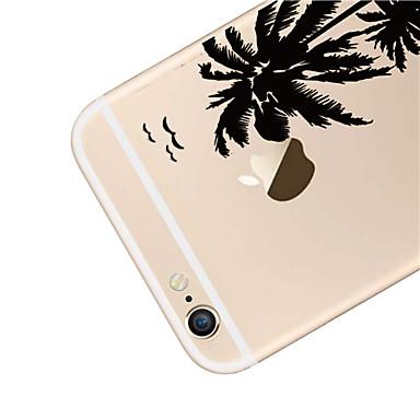 iPhone Transparente iPhone Per per Fantasia 8 iPhone retro Morbido X 5 Custodia iPhone disegno TPU iPhone X Apple Custodia 8 04564945 Paesaggi Per ETwzRRq7