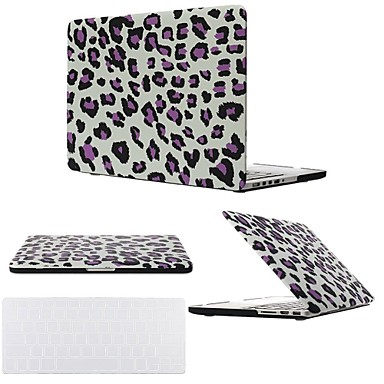 MacBook Hoes voor Luipaardprint ABS MacBook Pro 15