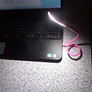 1 stuks LED Night Light LED-leeslicht USB Dimbaar