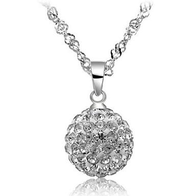 Dames Sterling zilver Hangers - Kettingen Voor Bruiloft Feest Dagelijks Causaal